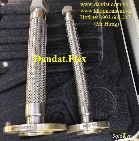 Khop noi mem - Khớp nối mềm - Khớp nối mềm inox 304 - Mối nối mềm inox - 11