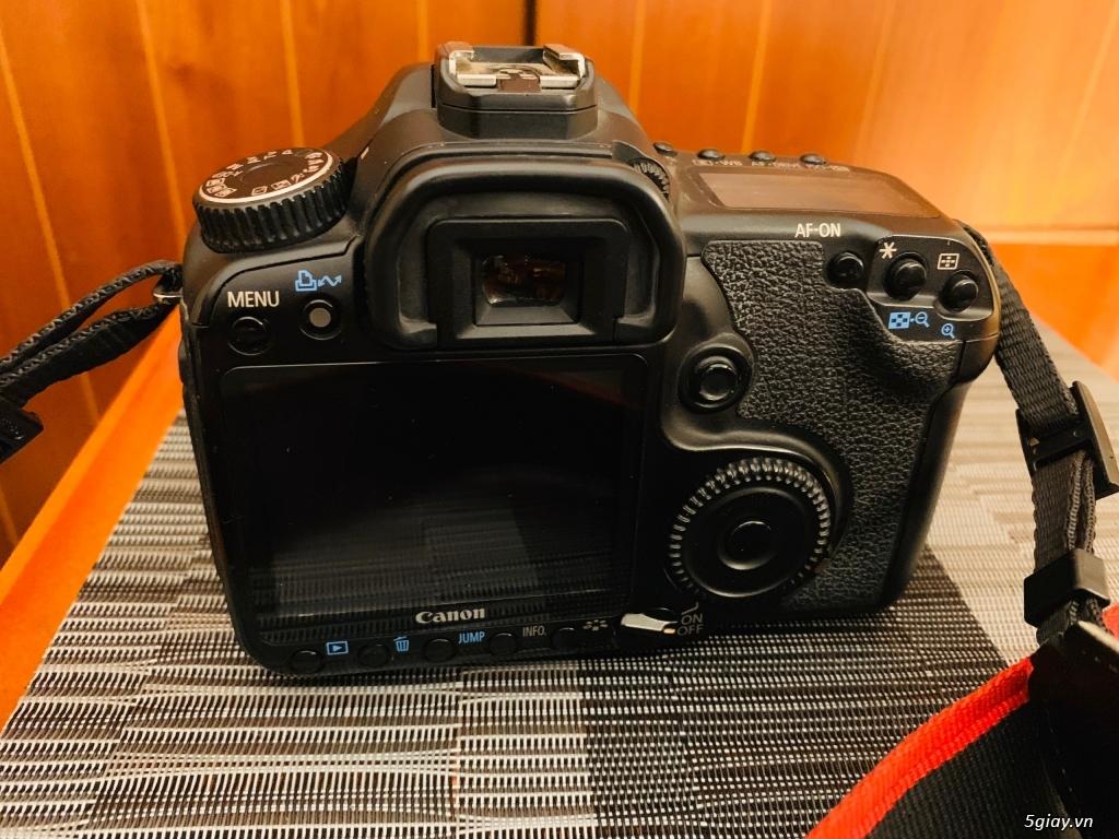 Cần bán body canon 40D likenew nguyên zin nữ dùng - 3