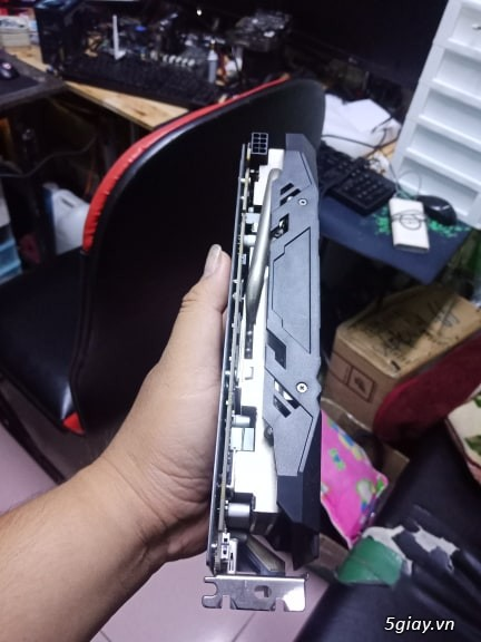 VGA 580 4gb power color bh hãng t5 2020 - 1