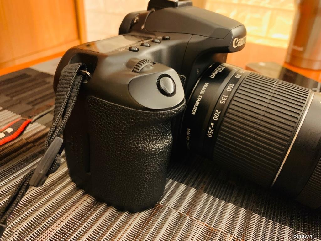 Cần bán body canon 40D likenew nguyên zin nữ dùng - 2