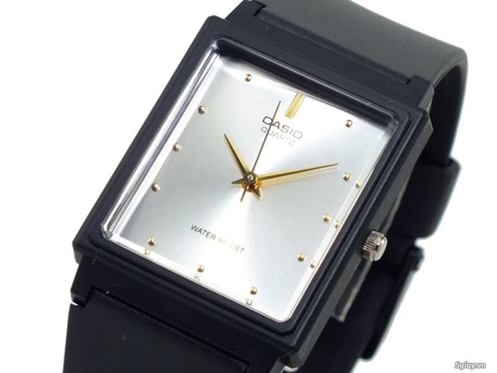 Đồng hồ Casio MQ-38-7A chính hãng, mới 100% End: 23h 03/10/19 - 3