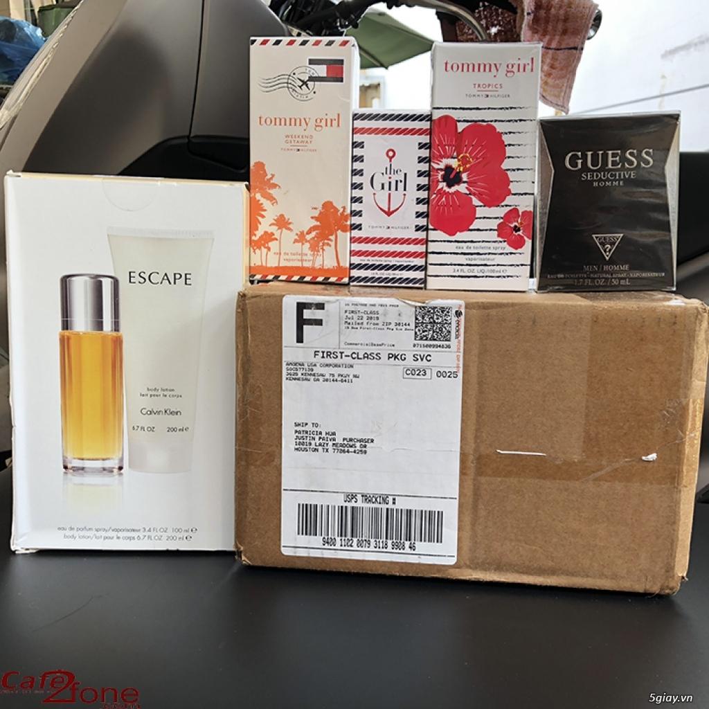 Cafe2fone - Thanh lý vài chai nước hoa chính hãng xách tay từ Mỹ