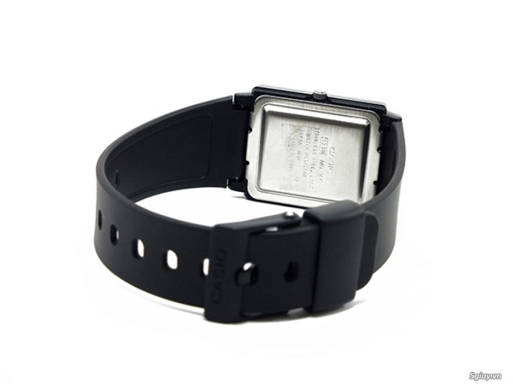 Đồng hồ Casio MQ-38-7A chính hãng, mới 100% End: 23h 03/10/19 - 4