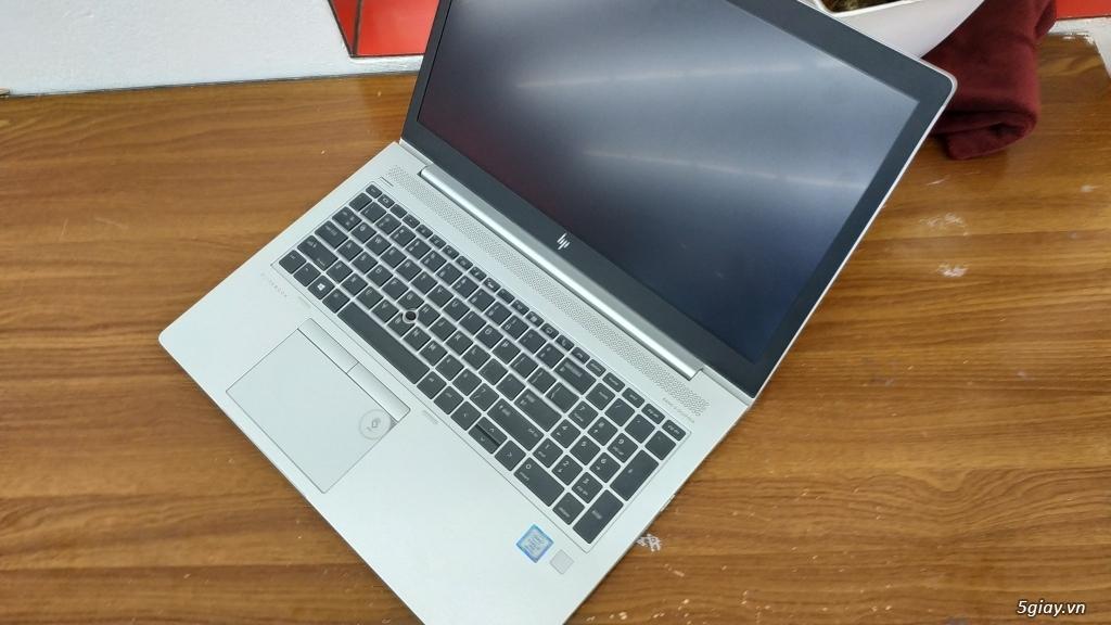 HP EliteBook 850 G5 (Core I5-8250U 8CPU, Ram 8GB, SSD 256GB, FHD IPS) - 1