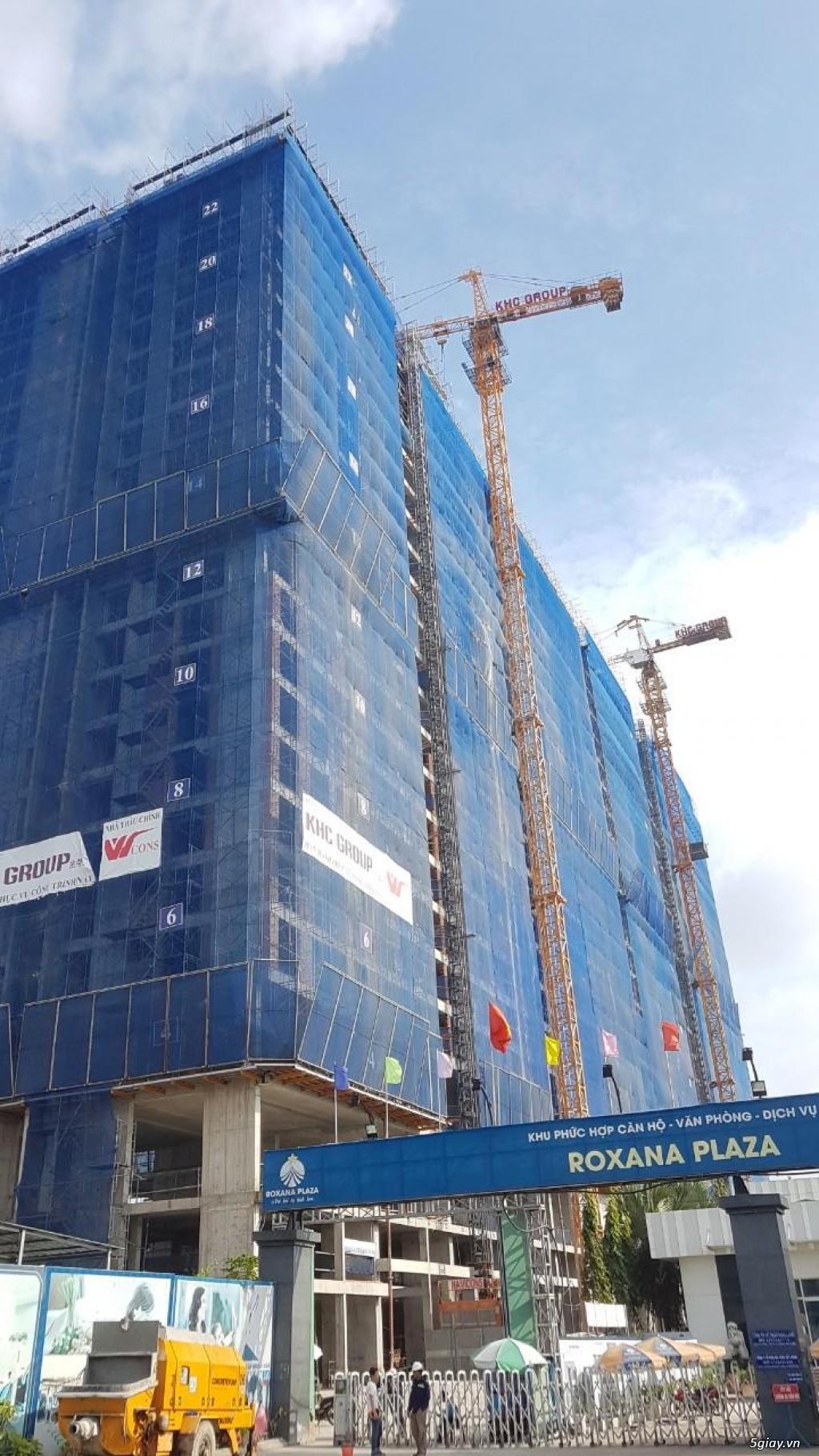 Bán căn hộ Bình Dương Roxana Plaza 2PN 1,3 tỉ - 4