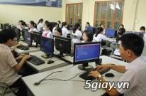 Tuyển giáo viên tin học văn phòng làm giờ hành chính