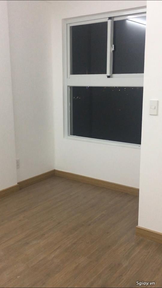 Cho thuê căn hộ Lầu 9 sạch sẽ thoáng mát, mới, Q12. Hà Đô riverside,5t - 4