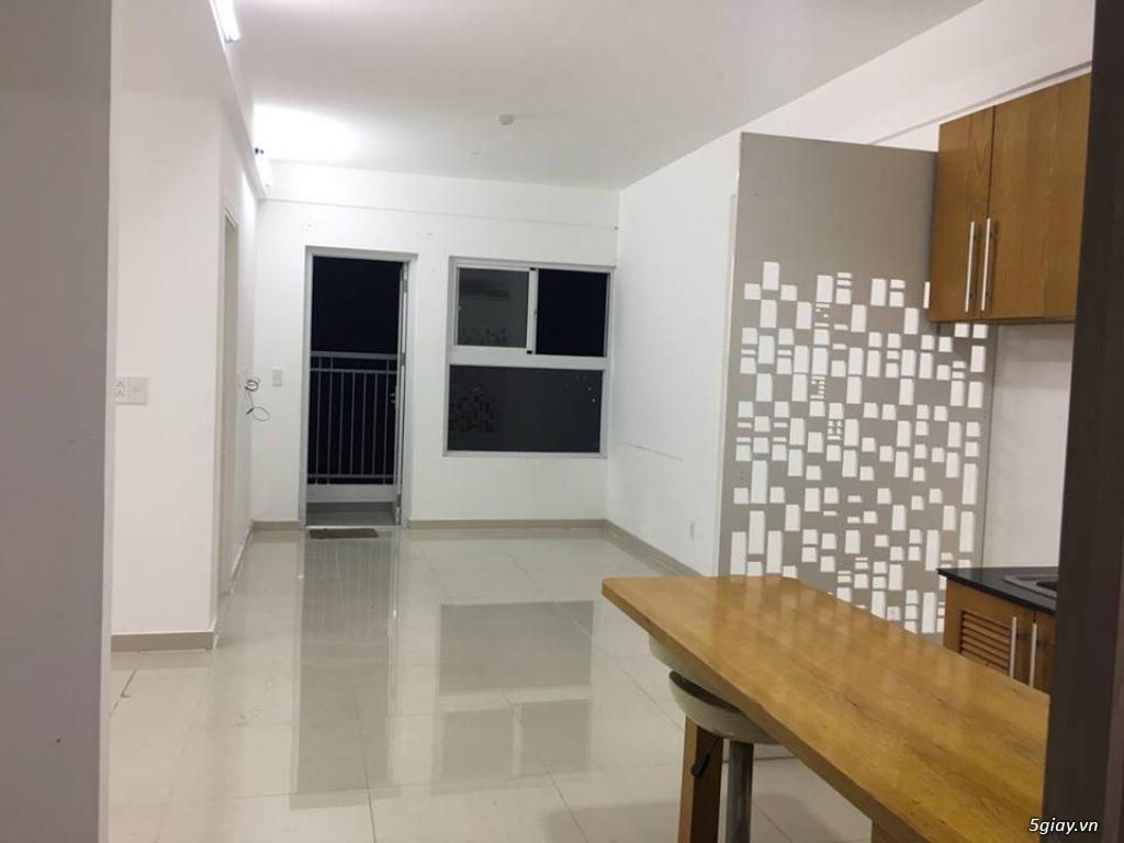 Cho thuê căn hộ Lầu 9 sạch sẽ thoáng mát, mới, Q12. Hà Đô riverside,5t - 2