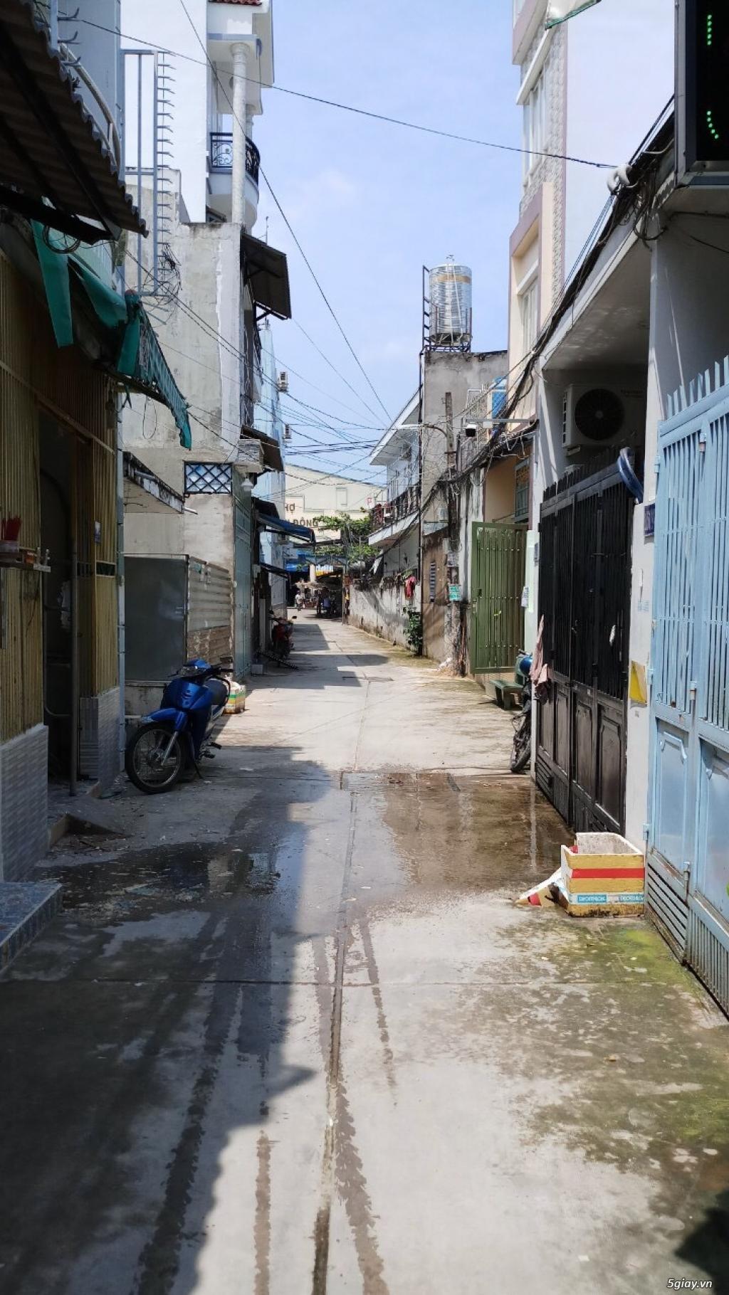 Nhà đúc 1 tấm đường Trương Phước Phan 3,3 tỷ - 1