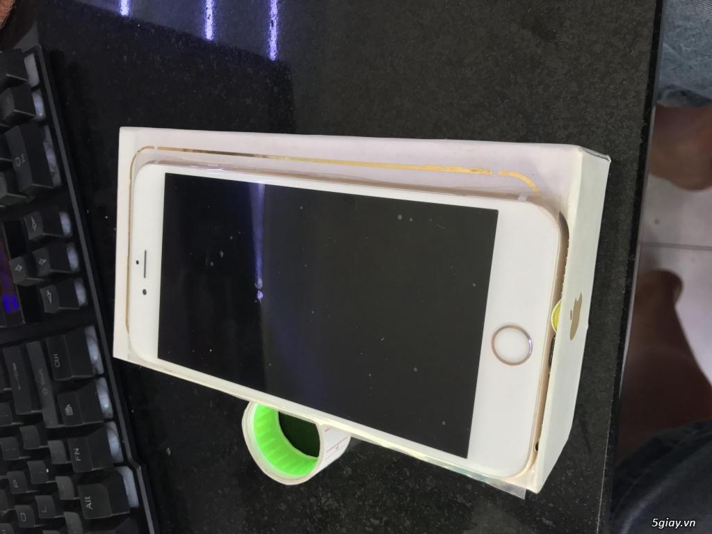 IPHONE 6S PLUS 16GB GOLD FULL BOX XIN ALL GIÁ RẺ BÈO - 4