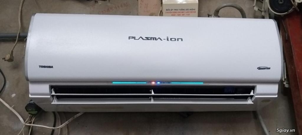 Máy lạnh nội địa Nhật Toshiba 1.5HP Inverter + Plasma ion - 1