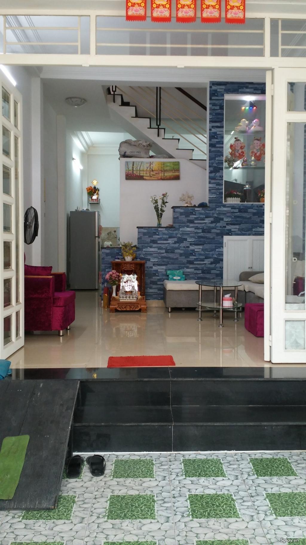 Nhà đúc 1 tấm đường Trương Phước Phan 3,3 tỷ - 2