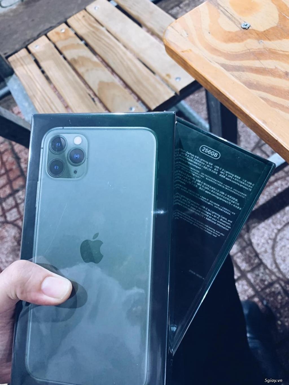 Iphone Promax Green 256 Nguyên Seal - Du Lịch Xách Về - 1