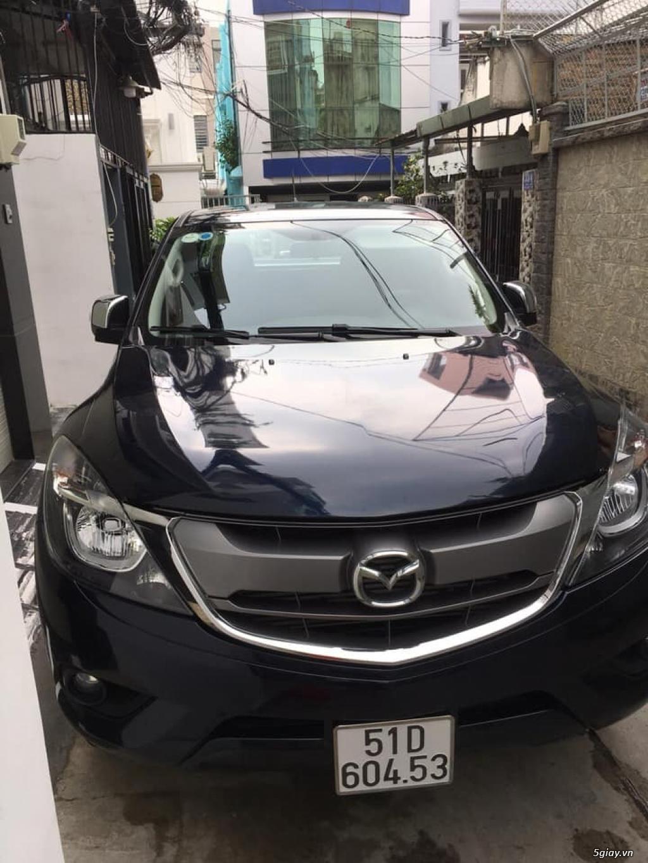 Mazda BT50 2 cầu số sàn đời 2019 mới tinh . - 1