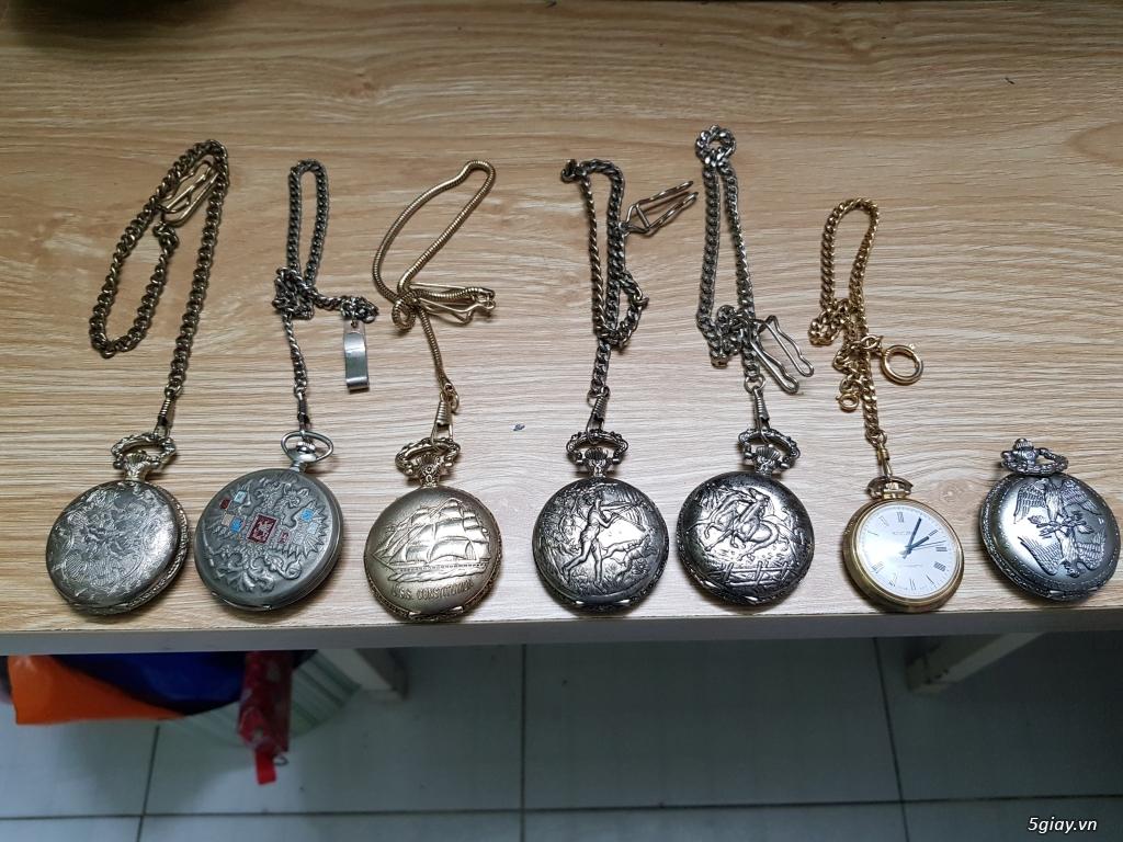 Đồng hồ treo tường, đeo tay nội địa Nhật...hàng độc-lạ. - 2