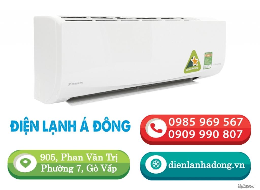 Máy lạnh Daikin Inverter 1 HP FTKQ25SAVMV - 1
