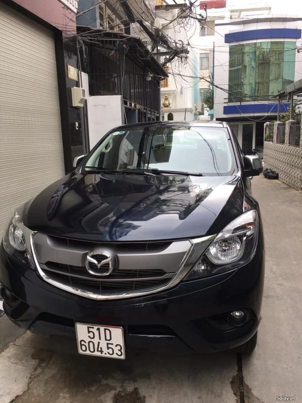 Mazda BT50 2 cầu số sàn đời 2019 mới tinh . - 3