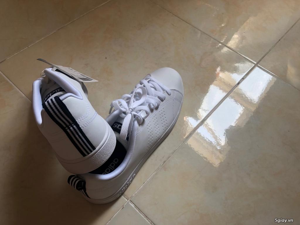 Bán lại giày Adidas Valclean 2