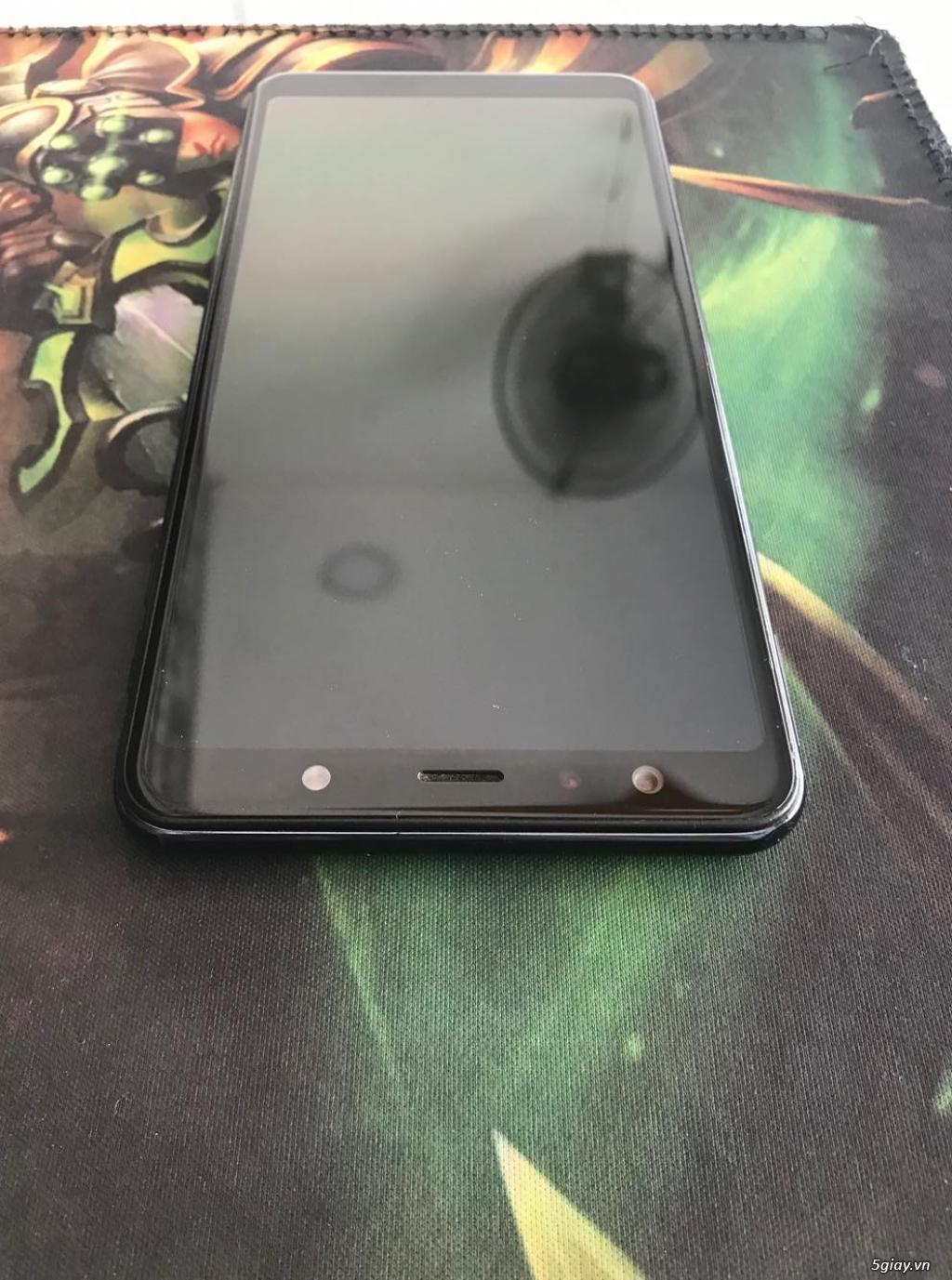 Samsung Galaxy A7 2018 zin còn b.hành TGDD - 3