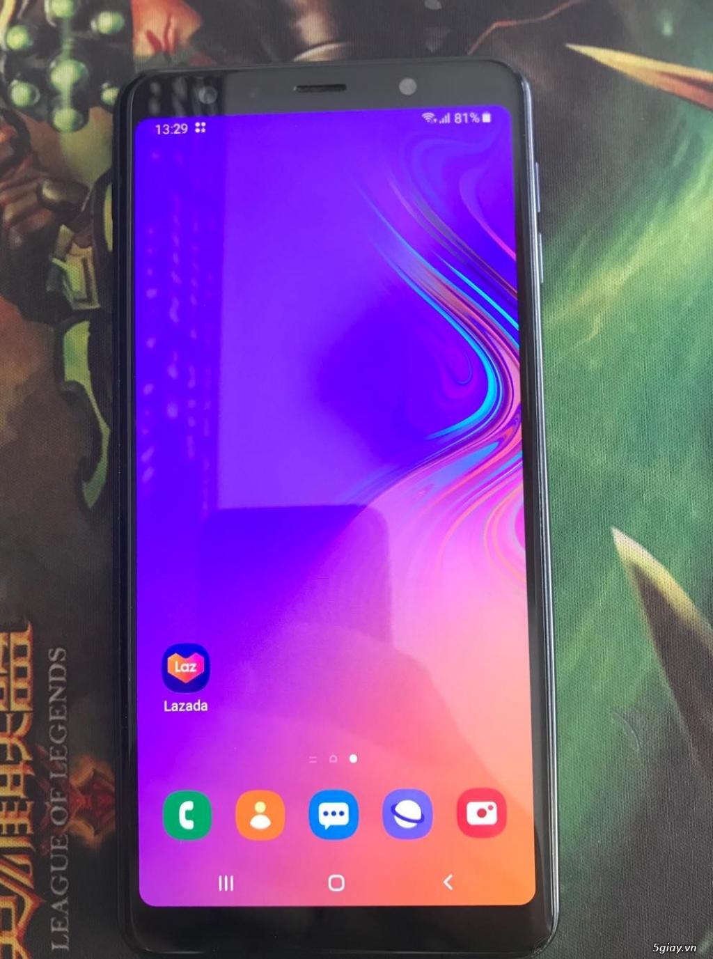 Samsung Galaxy A7 2018 zin còn b.hành TGDD