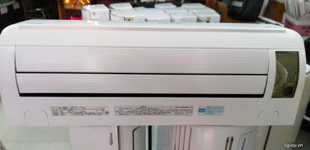 Máy lạnh cũ Toshiba 1.5hp có hiển thị nhiệt độ - 2