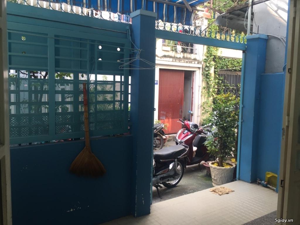 Bán gấp nhà phố 1 lầu 3pn sàn BTCT hẻm 102/23 đường huỳnh tấn phát Q7 - 9