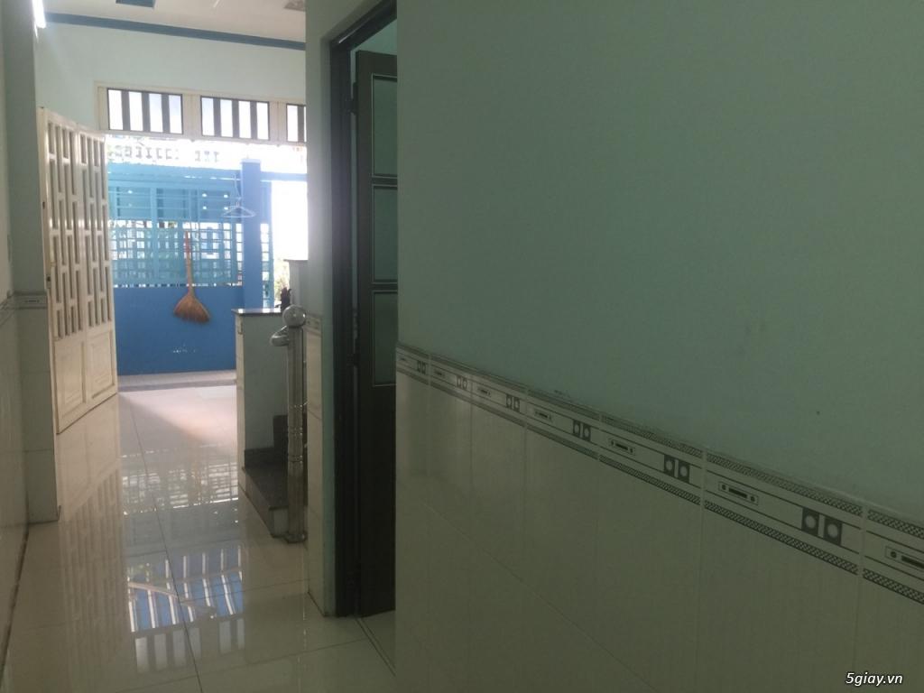 Bán gấp nhà phố 1 lầu 3pn sàn BTCT hẻm 102/23 đường huỳnh tấn phát Q7 - 2