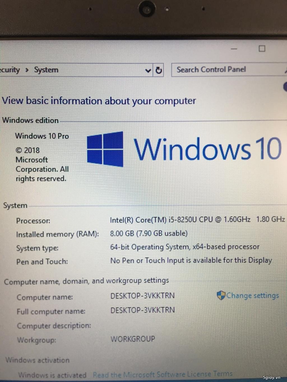 Dell Latitude e3590-i5-8250u, 8gb, 256gb ssd, new zin US
