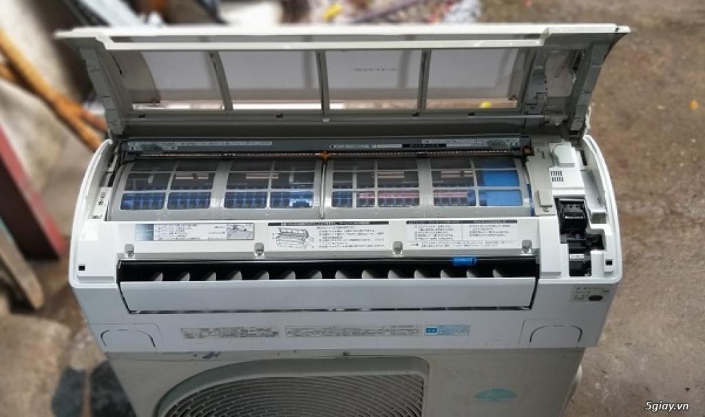 Thanh lý máy lạnh Toshiba 1.5hp Full chức năng - 4