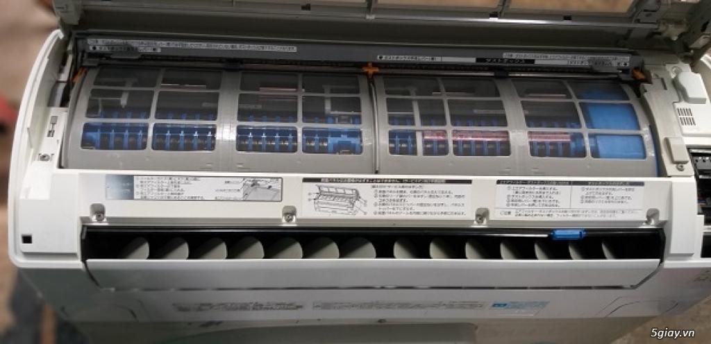 Thanh lý máy lạnh Toshiba 1.5hp Full chức năng - 5