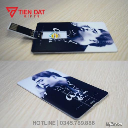 TIẾN ĐẠT GIFT - CHUYÊN CUNG CẤP USB Thẻ NAMECARD GIÁ SỈ - 1