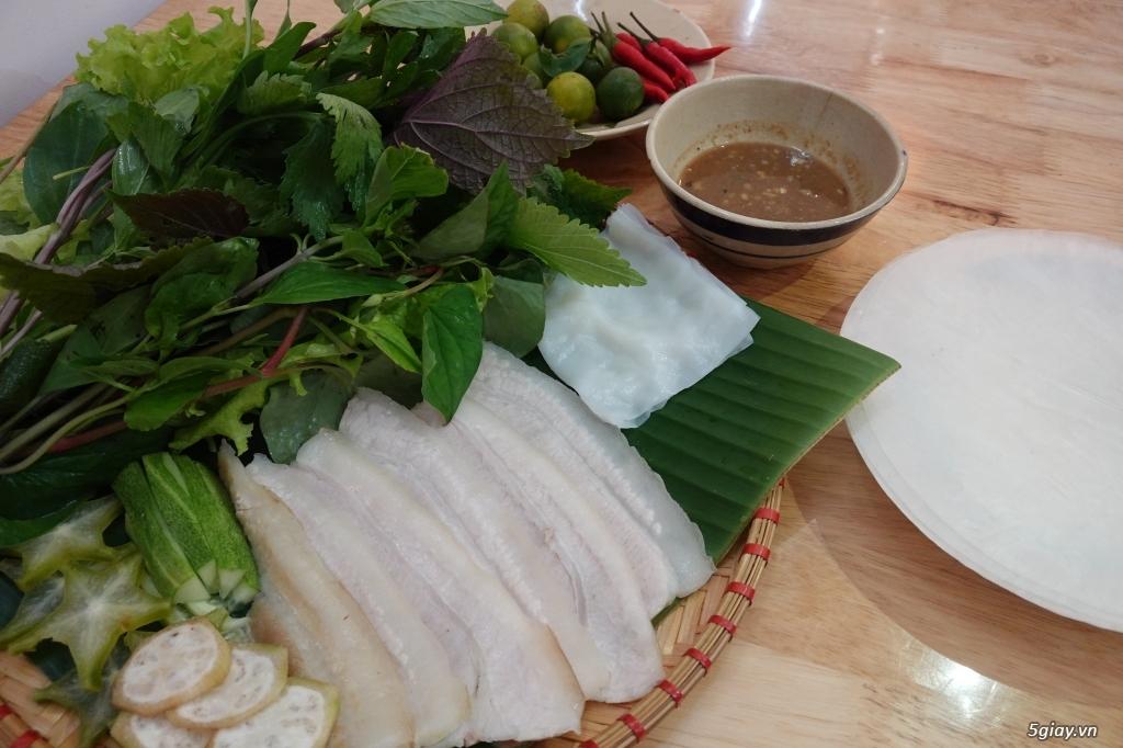 (HCM-Q1) Chuyên cung cấp chả cốm - chả sụn gà - nguyên liệu bún đậu - 7