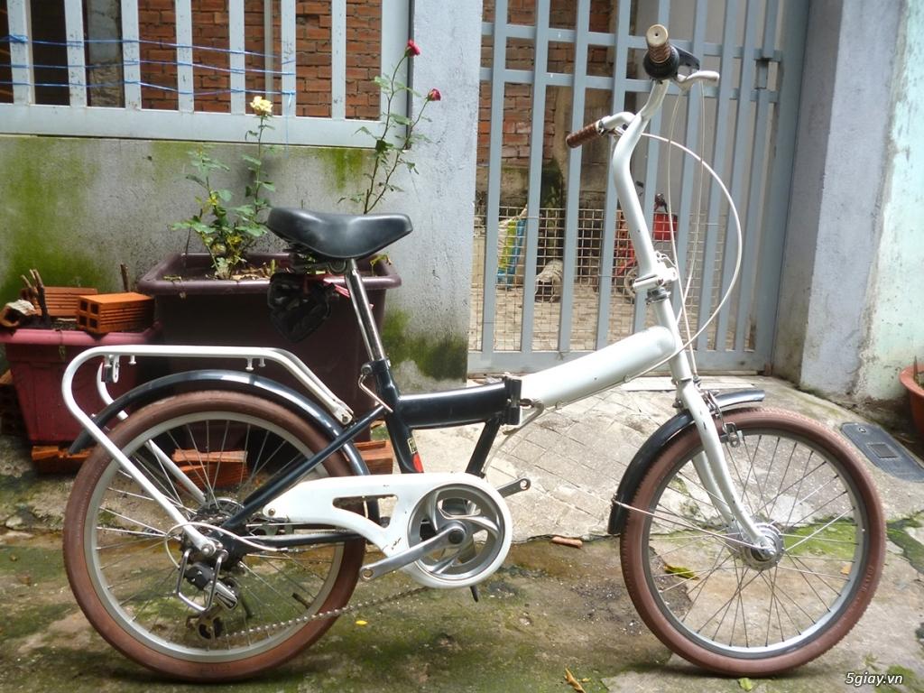 Dzuong's Bikes - Chuyên bán sỉ và lẻ xe đạp sườn xếp hàng bãi Nhật - 5