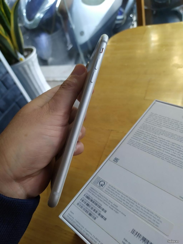 iphone 8 Plus 64G silver. Còn mới, đẹp Đuôi VN. Fullbox, 12tr - 3