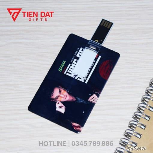 TIẾN ĐẠT GIFT - CHUYÊN CUNG CẤP USB Thẻ NAMECARD GIÁ SỈ - 2