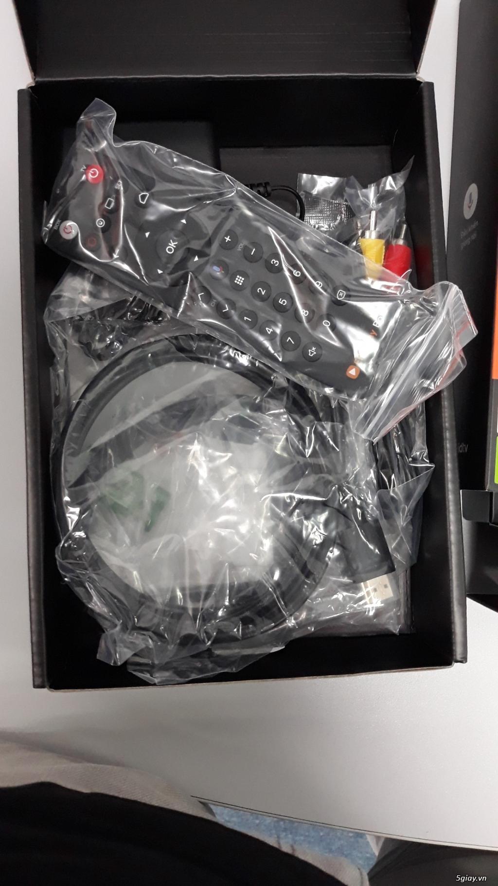 Bán FPT Play Box, Full Box 99%. - 2