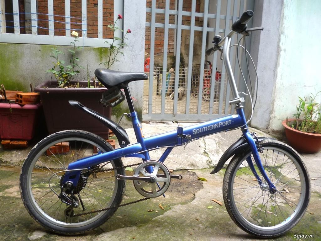Dzuong's Bikes - Chuyên bán sỉ và lẻ xe đạp sườn xếp hàng bãi Nhật - 4