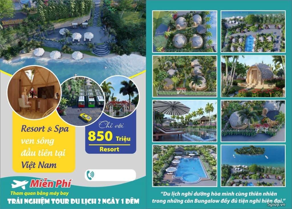 Mở bán Khu resort Hoa Lan Riverside - Đà Lạt trong lòng Nha Trang - 4