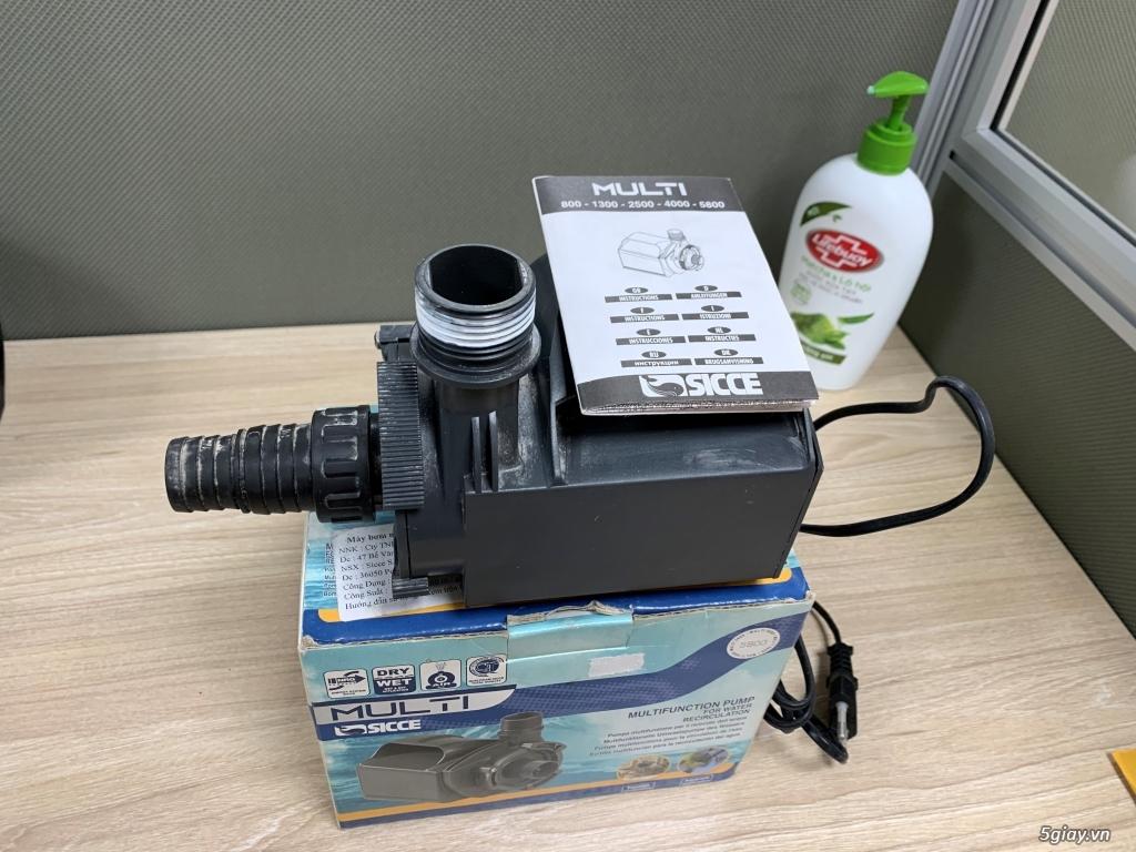 Cần bán 1 máy Bơm, 1 máy Sục oxy Hồ cá (Hàng Ý - Đức Chính Hãng)
