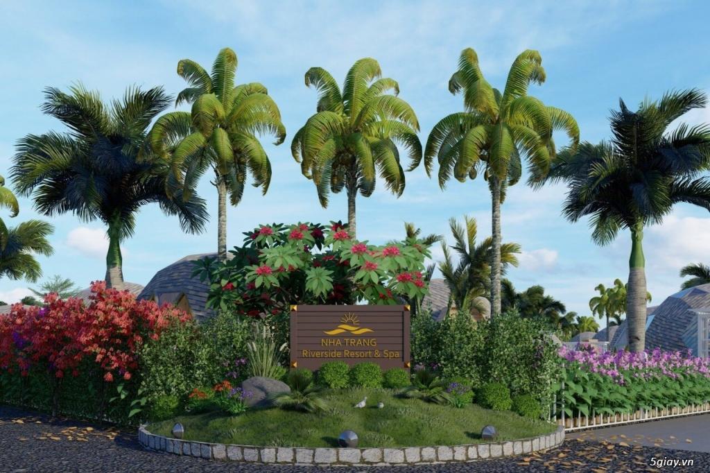 Mở bán Khu resort Hoa Lan Riverside - Đà Lạt trong lòng Nha Trang - 1