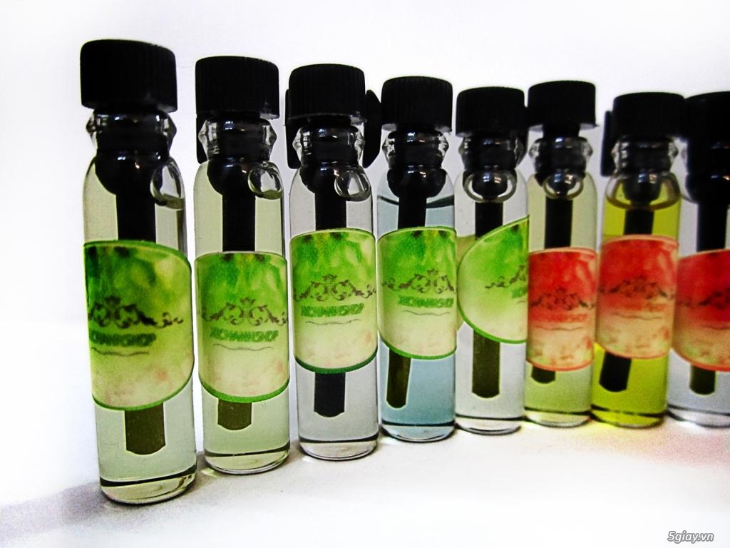 Tinh dầu nước hoa nữ chiết châu Âu giá 15k - 1
