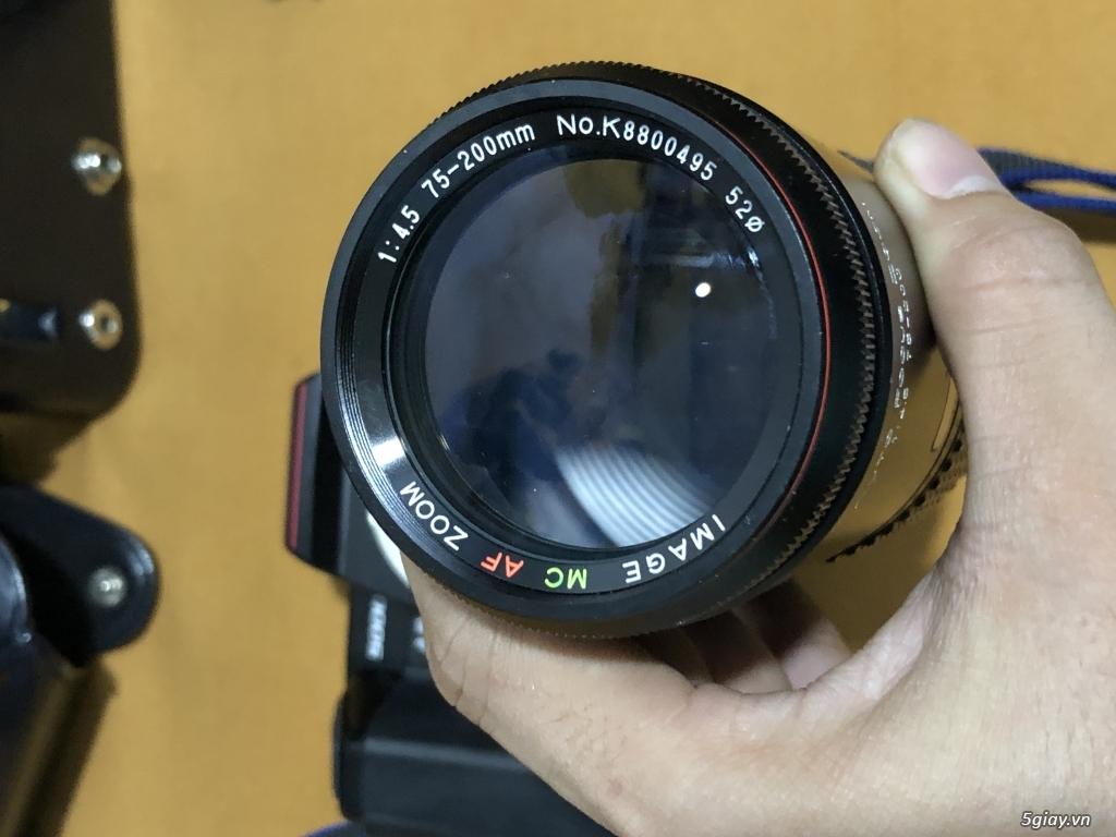 Nguyên bộ máy live neww 99% 2 lens - 1