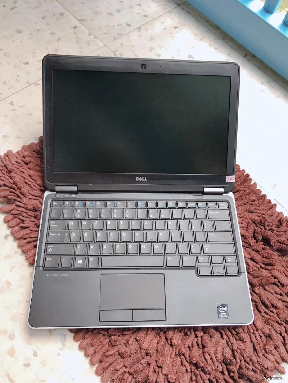 Dell latitude E7240 i7, ssd, giá tốt nhất sg - 2