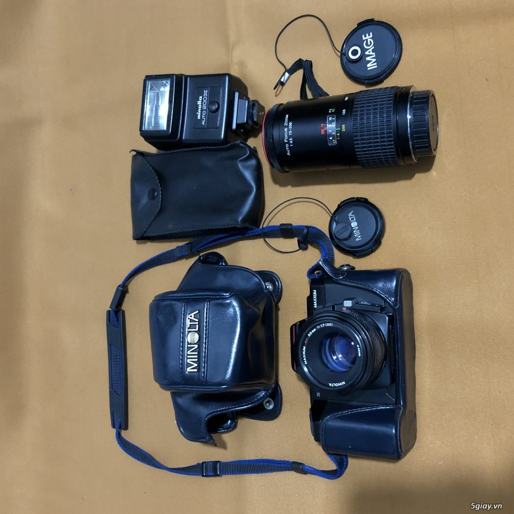 Nguyên bộ máy live neww 99% 2 lens