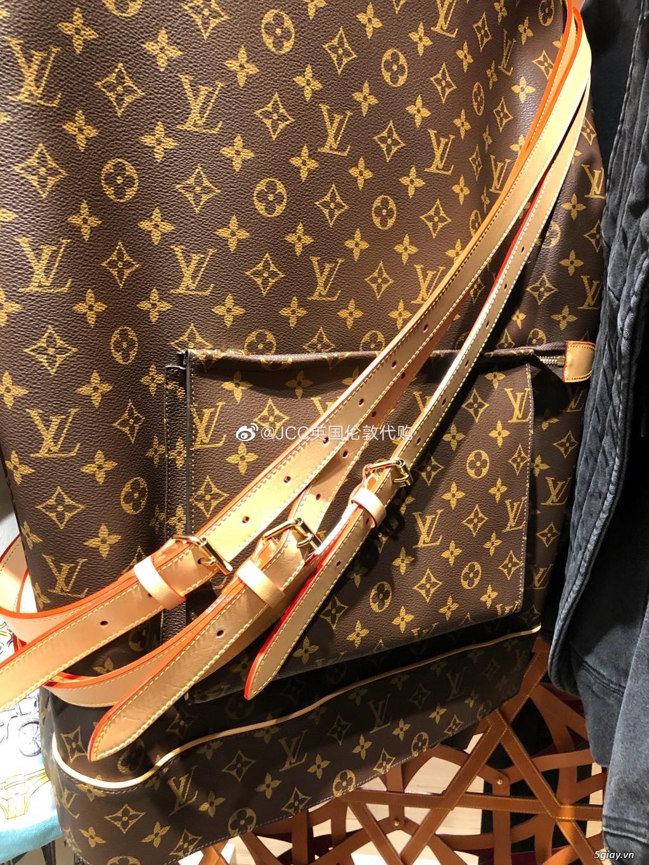 Áo khoác da nam Louis Vuitton - 2