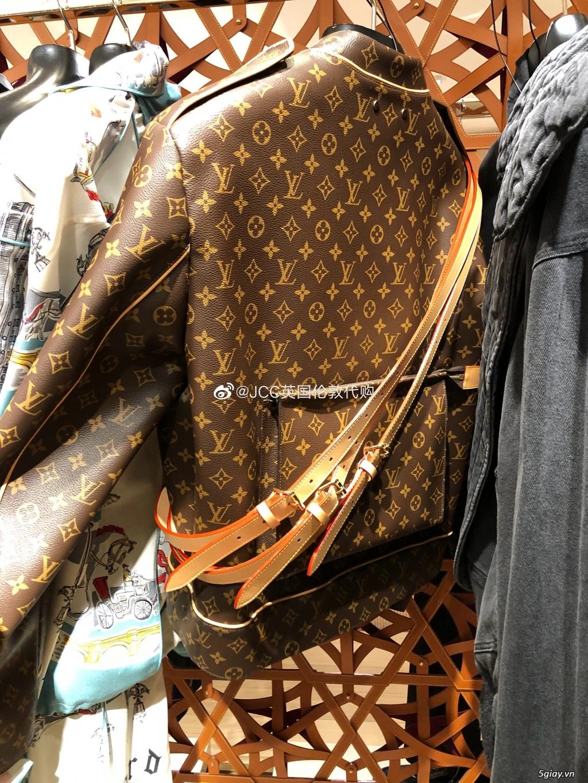 Áo khoác da nam Louis Vuitton - 1