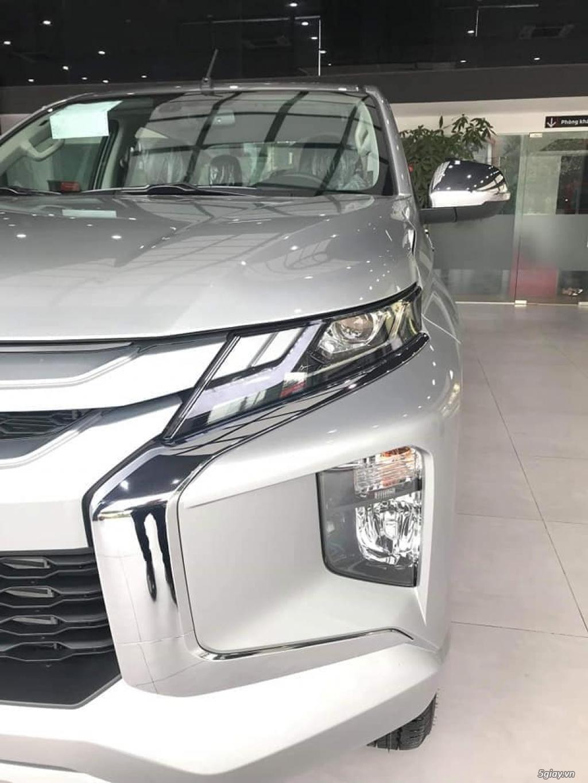 Xe Bán Tải Mitsubishi TriTon 2019 - 2