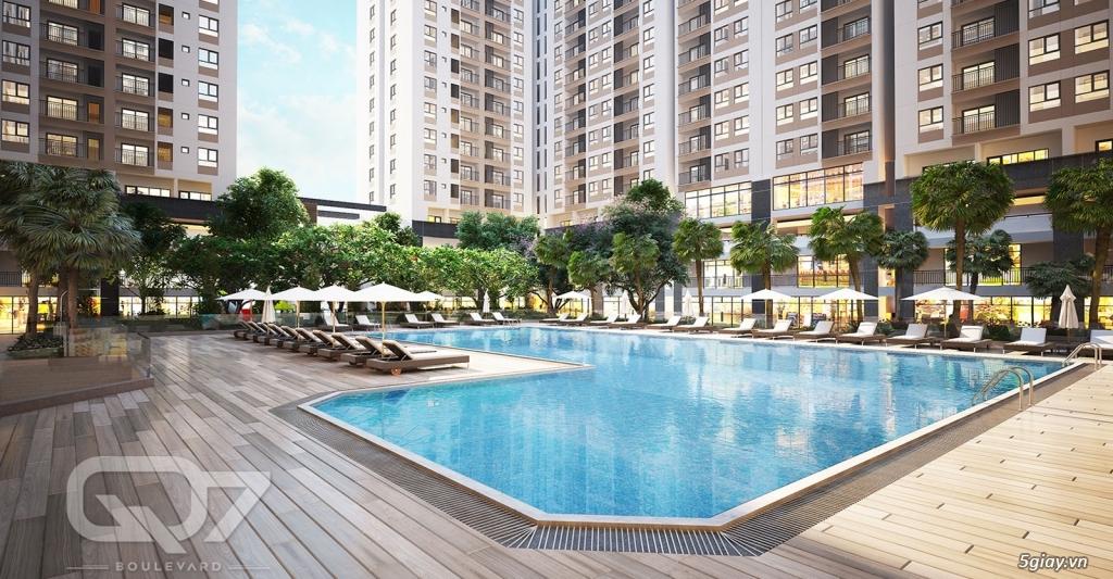 Q7 Boulevard khu Phú Mỹ Hưng, giá chỉ 40 Triệu/m2, giao nhà năm 2020