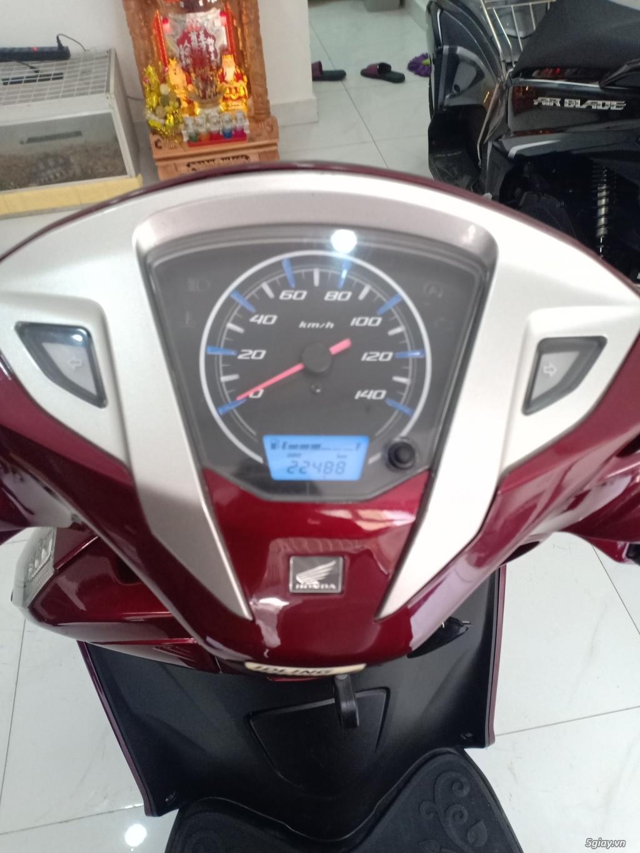 Honda Lead 125 Fi 2013 - 3