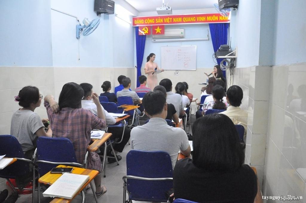 Khai giảng khóa học thuyết trình
